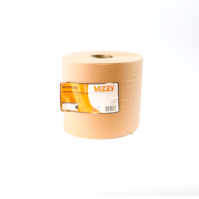 Rouleau essuyage ouate chamois 2 plis - 1000 feuilles
